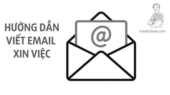 Cách viết ECách viết Email xin việc chuẩnmail xin việc chuẩn