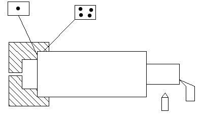 Nguyên công 2 của chi tiết 2 (Công nghệ chế tạo máy 1)