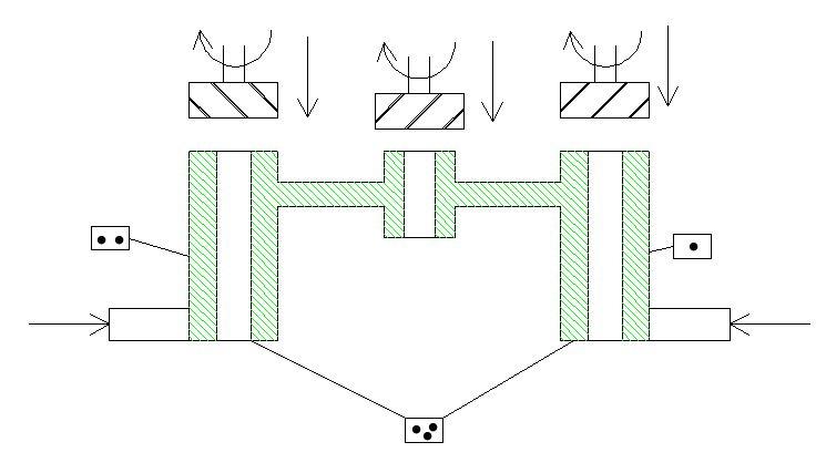 Nguyên công 1 của chi tiết 1 (Công nghệ chế tạo máy 1)