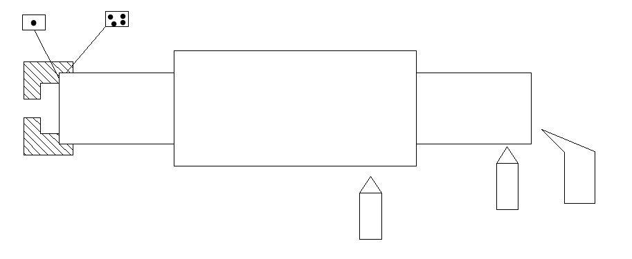 Nguyên công 3 của chi tiết 2 (Công nghệ chế tạo máy 1)